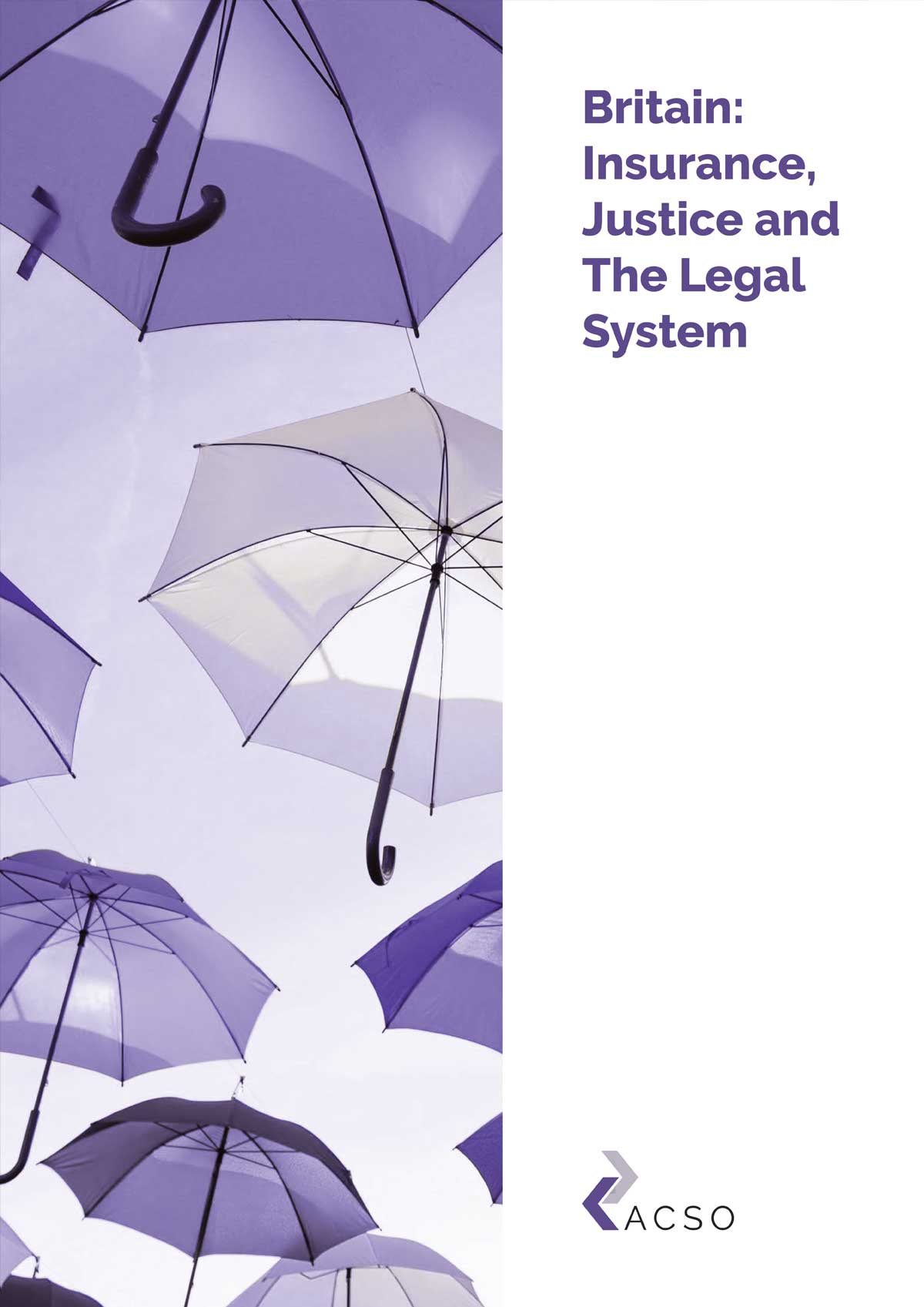 Britain: Insurance, Justice and the Legal System
